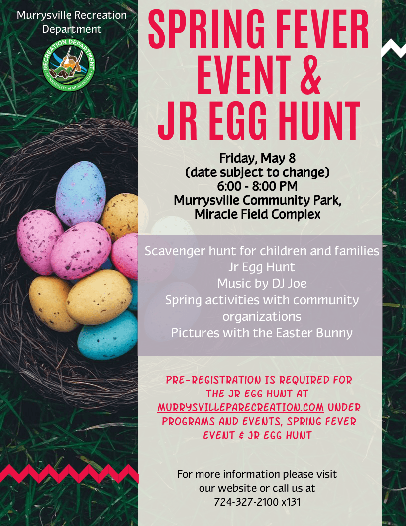 2020-Spring-Fever-and-Egg-Hunt Flyer