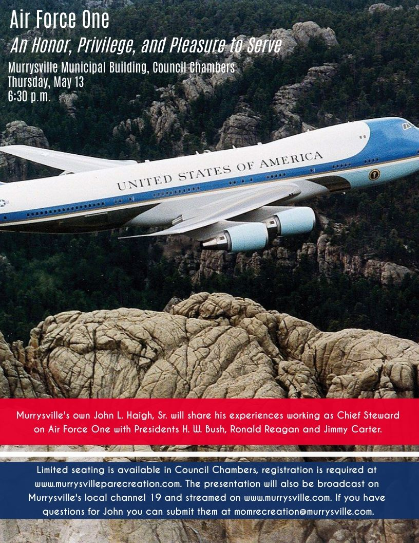 Air Force One Flyer