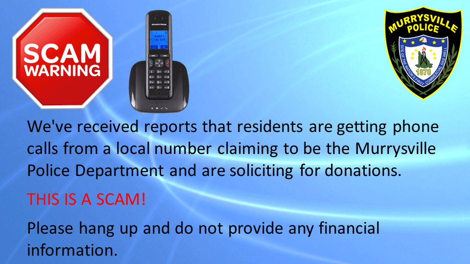 Murrysville PD Phone Scam Slide4