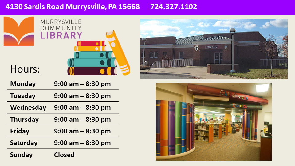 Murrysville Library Slide1