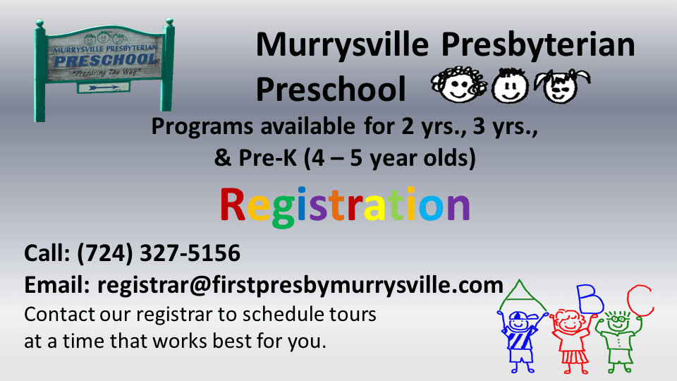 Murrys Presby Church Preschool Slide1