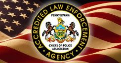 accredited law enforcement agency logo