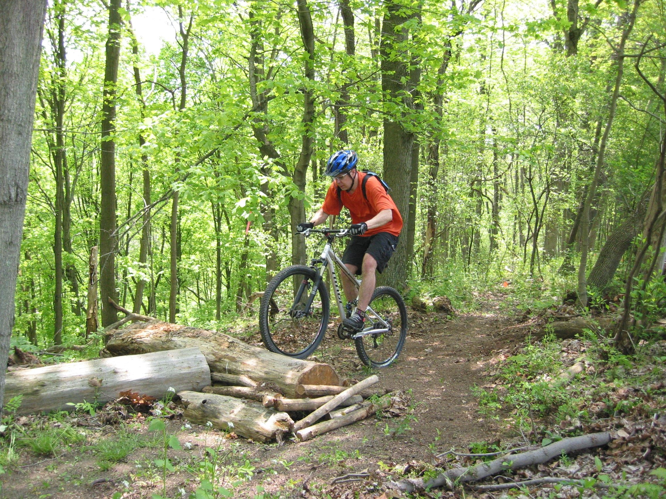 PV Park Mountain Biking